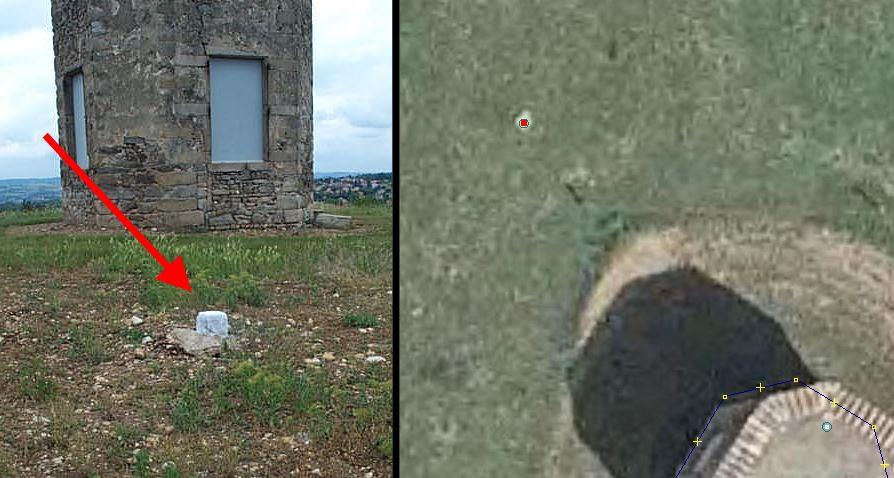 survey_point near Charly